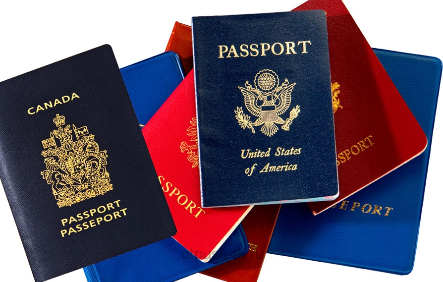 Что взять с собой в отпуск - паспорт