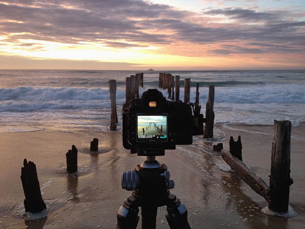 Что взять с собой в отпуск - фотоаппарат