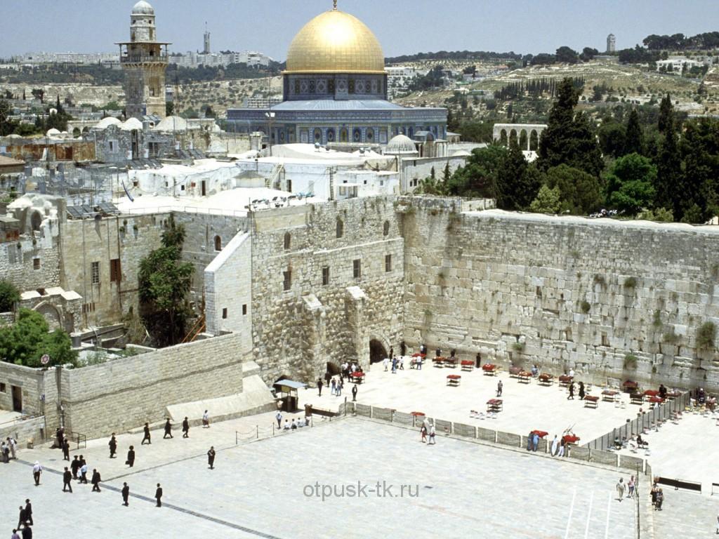 Безвизовые страны - Израиль