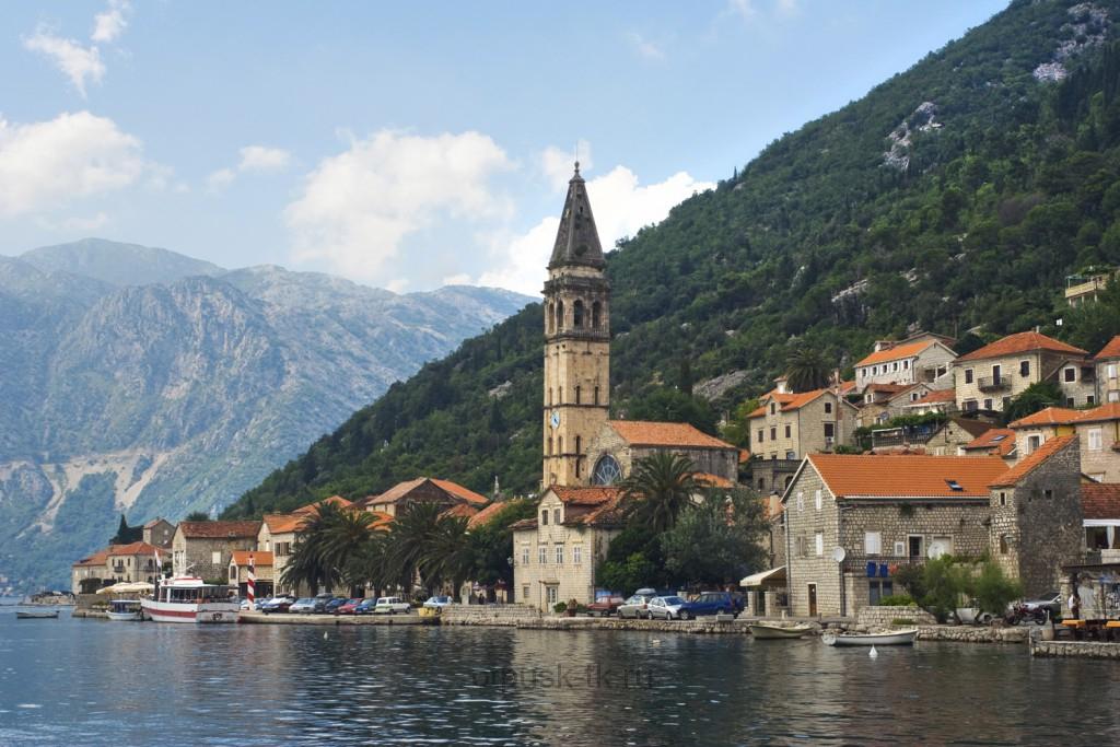 Безвизовые страны - Черногория