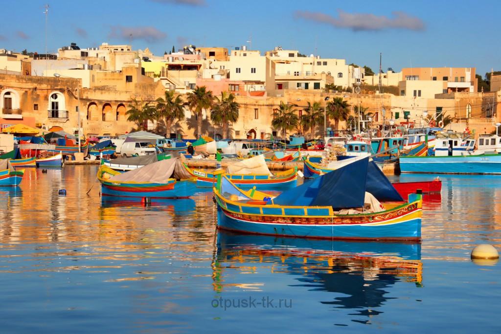 Отпуск на Мальте летом