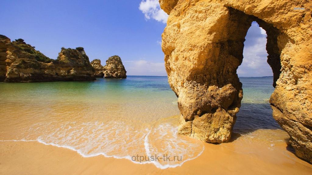 Пляжи в Португалии