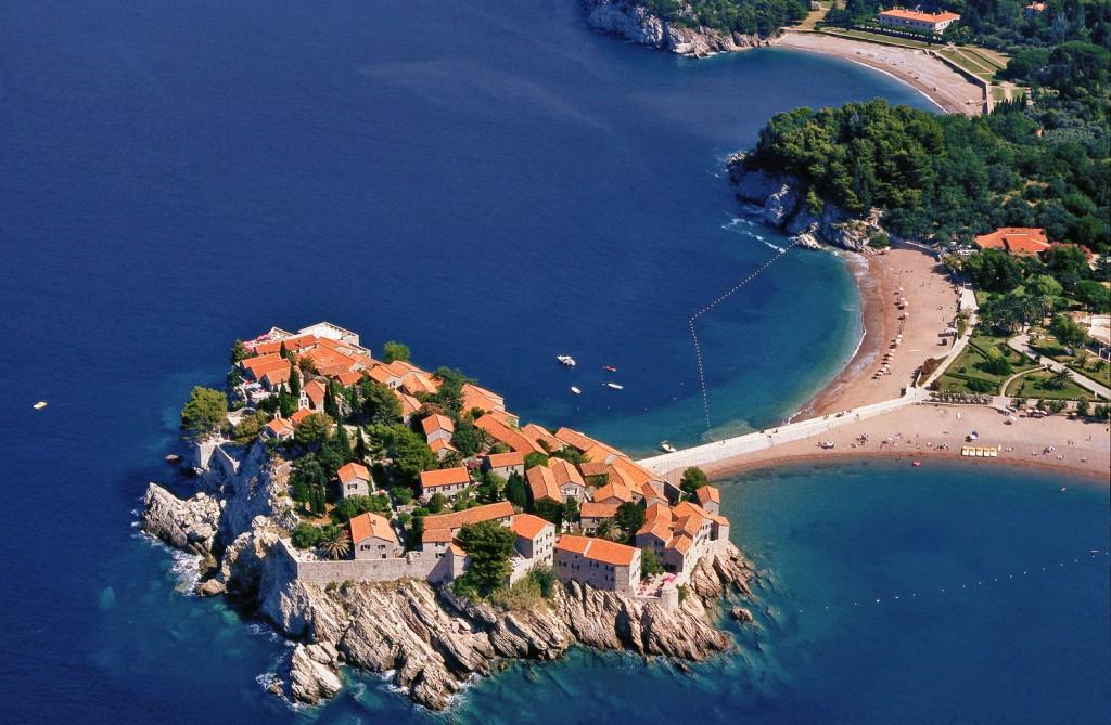 Пляж Бечичи в Черногории