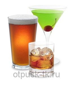 all inclusive напитки местного производства