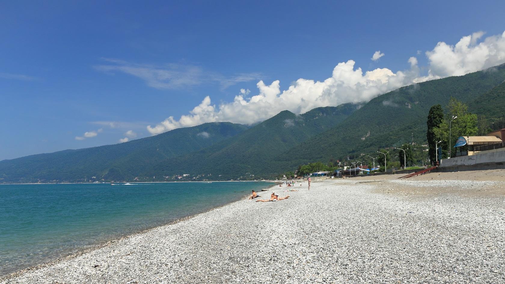 Отдых в Абхазии 2015: фото, Пицунда, Гагры, фото пляжей ...