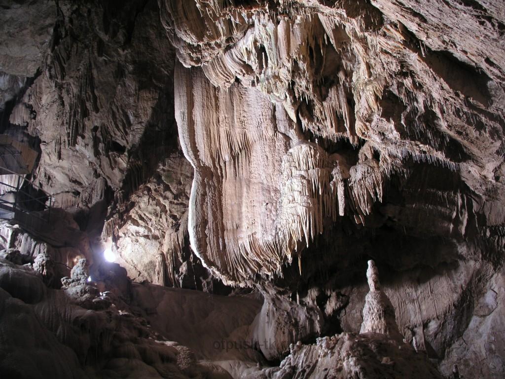 Новый Афон пещера