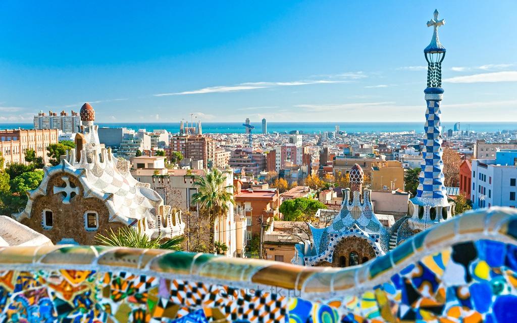Лучшие страны для отдыха. Испания