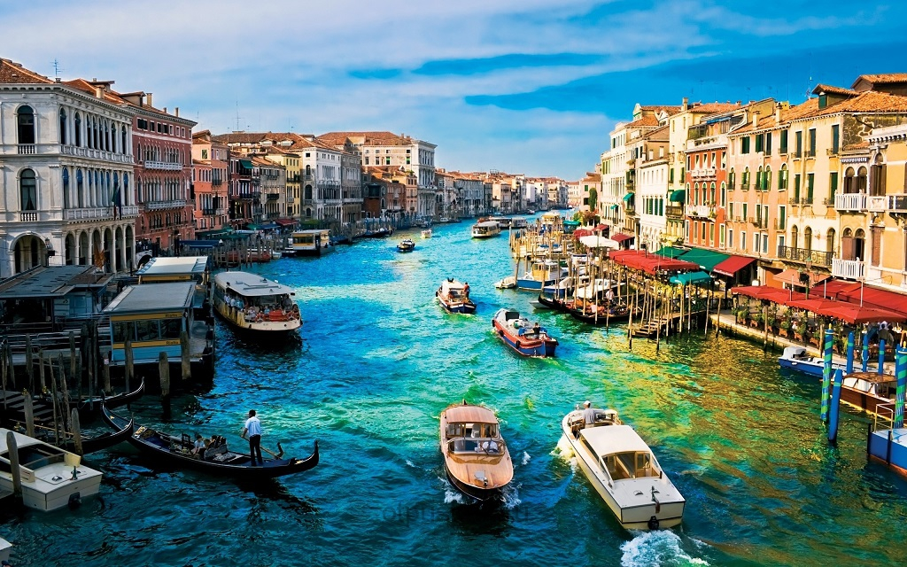 Лучшие страны для отдыха. Италия