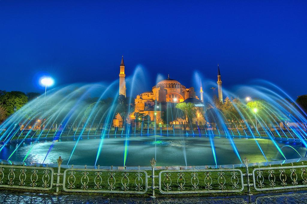 Лучшие страны для отдыха. Турция